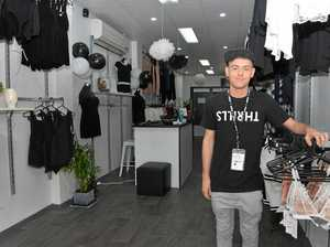 17-year-old entrepreneur opens clothing store in the CBD