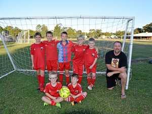 Juniors return to home of football: Norbridge Park