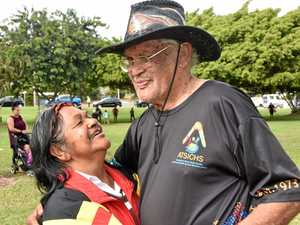 PICTURES: NAIDOC Week march brings Gladstone to life
