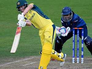 Injury cloud hangs over Australian captain at World Cup