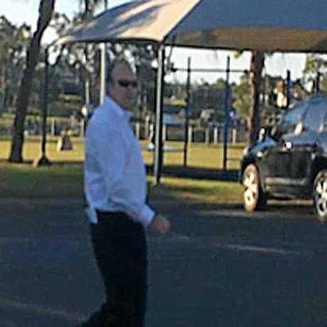 COMMITTED TO TRIAL: Eden James Kane, 48, has been ordered to stand trial in Bundaberg District Court charged with child abduction.