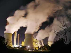Greenhouse gas rising