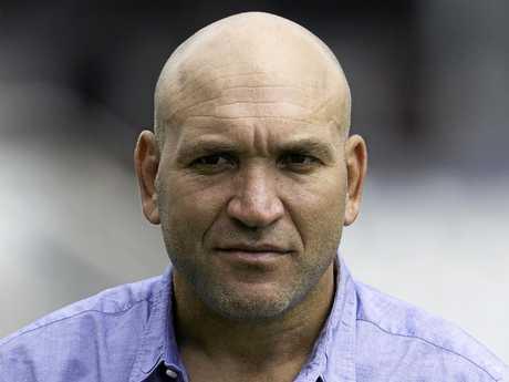 Former NRL player Gorden Tallis.