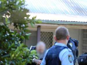 police raids two