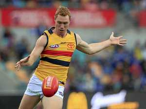 Crow feared the worst during hospital stay