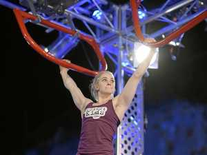 Athlete faces tough new obstacle on TV