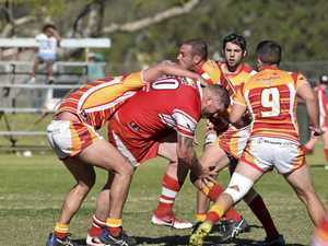 Rebels left in lurch after forfeit