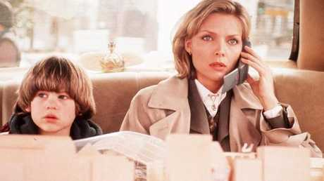 This movie is over 20 years old. Yet mothers are still attacked for their choices — whether they are working or not. Picture: One Fine Day / 20th Century Fox
