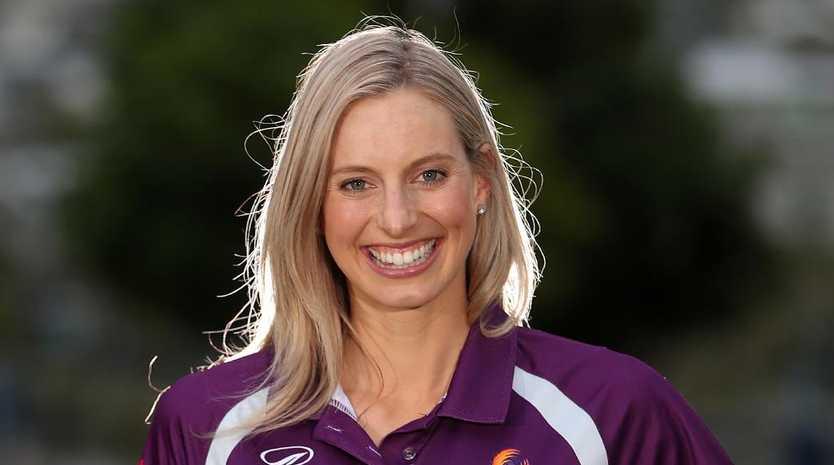 Laura Geitz will make her comeback for the Queensland Firebirds in next year's Suncorp Super Netball season.
