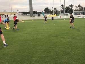 T20 Cricket Festival kids clinic