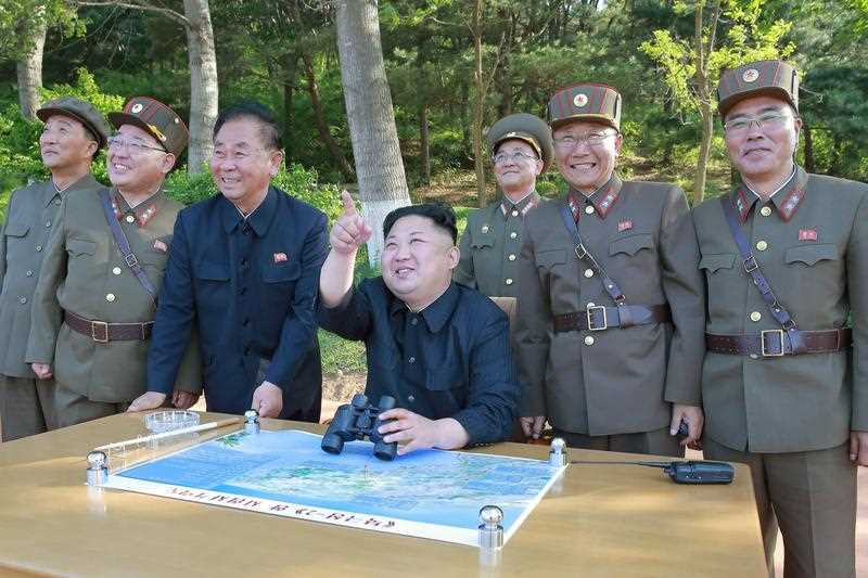 North Korea said that it has successfully tested an intercontinental ballistic missile (ICBM).