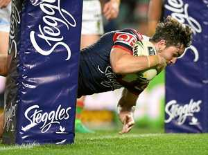 WATCH: Roosters grind out ugly win over Rabbitohs