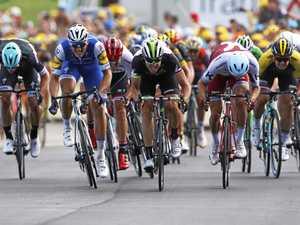 Kittel wins again but big mountain tests loom