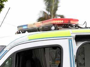 Eight people caught up in Steve Irwin Way crash