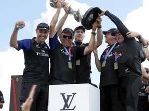 A-Class catamaran world champs to lead to bigger events