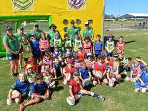 PHOTOS: New school holiday program for Mackay kids