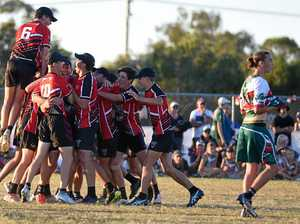 Rocky's Moore bows out with fourth Junior State Cup