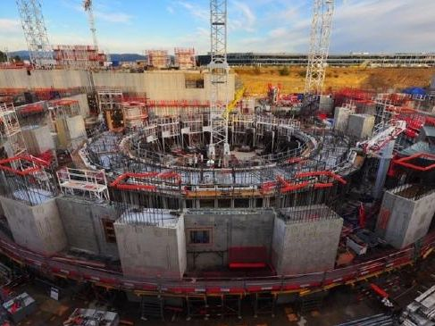 Scientists race to create fusion power's 'perfect energy' thumbnail