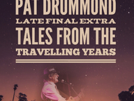 """Pat Drummond. Touring around Qld to perform  show in Stanthorpe featuring songs from his 22nd Album """"Late Final Extra..Tales from the travelling years"""