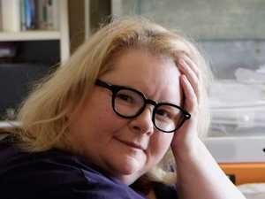 Magda Szubanski loves us all