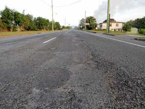 Is this the dodgiest road in the Mackay region?