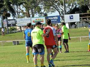 Mackay team folds halfway through season