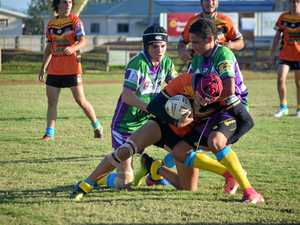 Tigers mauled by Brahmans at Les Stagg oval