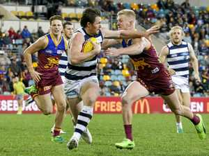 Zorko shines but Dangerfield leads Cats to thumping win