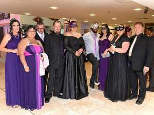 NAIDOC: Glitter, masks and music for Ball