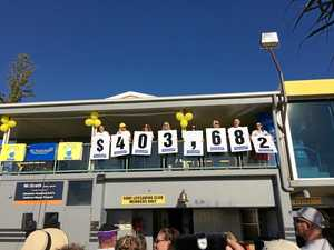 Annual fundraiser smashes record