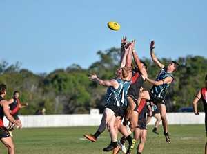 ATW puts pressure on Hervey Bay's senior AFL sides