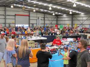 VIDEO: Travelling Lego display attracts thousands