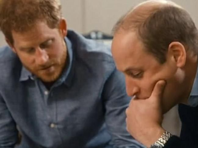 Prince William and Prince Harry have opened up about their mum, Princess Diana, in a new documentary. Picture: ITVSource:Supplied