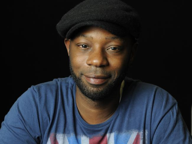 "Nelsan Ellis' agent said the actor died of ""complications from heart failure."" Picture: SuppliedSource:News Limited"