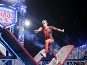 Ninja Warrior: 'Sorry Mum, I'm a stripper'