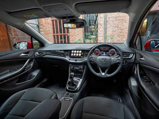 2017 Holden Astra RS-V