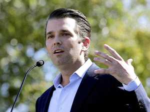 Donald Trump Jr makes shock admission about Russia meeting