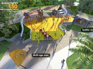 REVEALED: Huge new playground for Rocky CBD