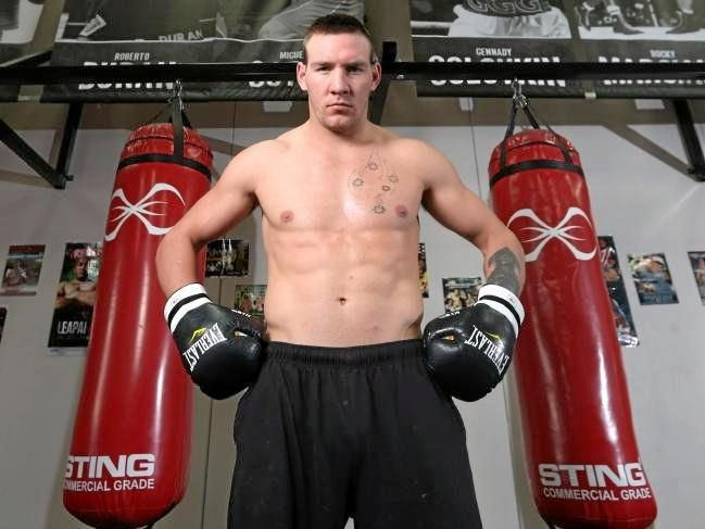 Flanagan was hoping to join Jeff Horn as Queensland's second world champion