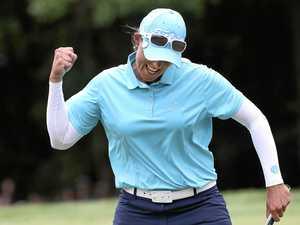 Aussie golfer breaks seven year LPGA drought