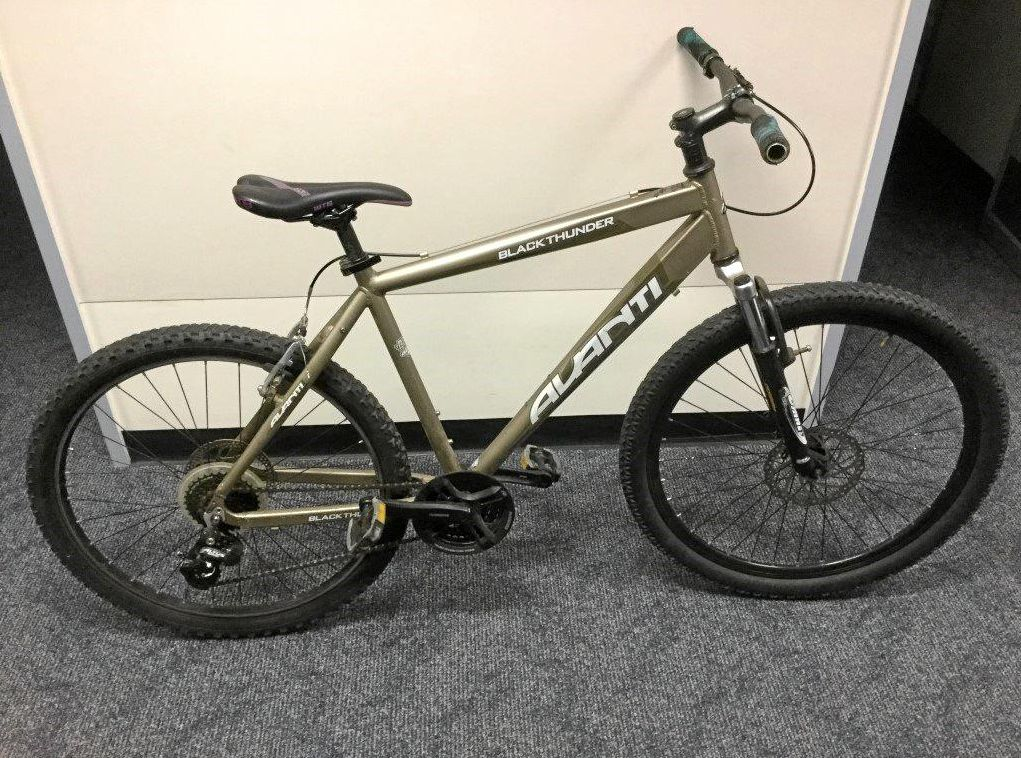 Springfield police are appealing to anyone who recognises two bicycles found recently at Springfield Central.