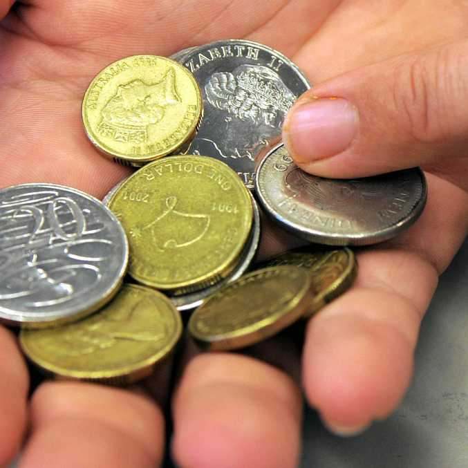 Putting away a bit away, over a long time is the key to building wealth. Sit down with your teenager and show them the power of compounding. PHOTO: AAP