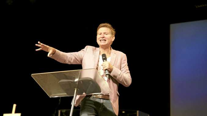 Healing minister John Mellor will be appearing at the Coffs Harbour Baptist Church
