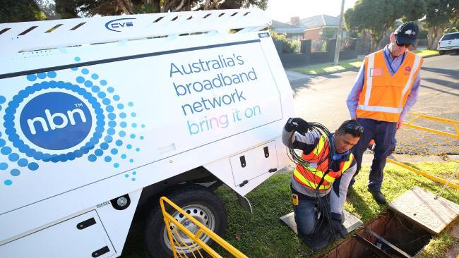 The National Broadband Network has hit the halfway mark.