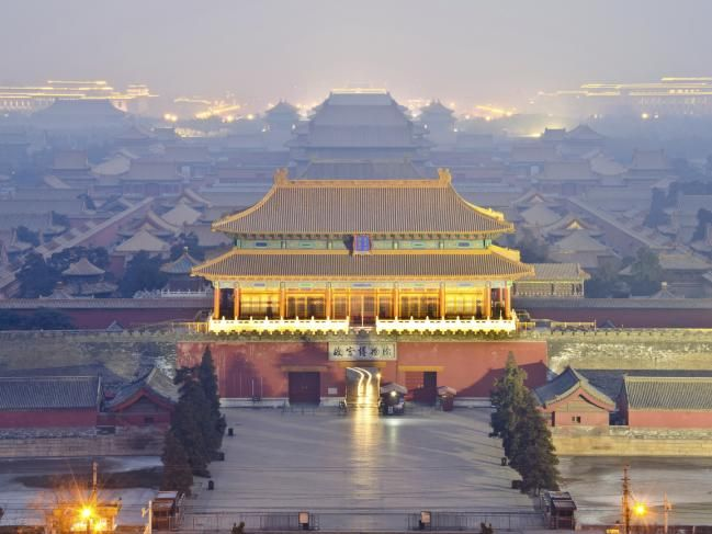 Beijing is a cultural and economic powerhouse with a growing urbanised population.