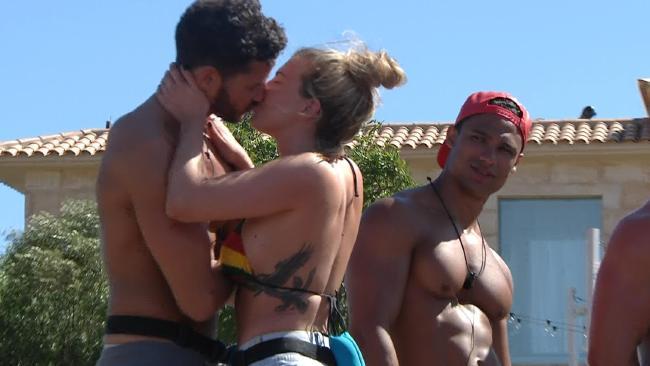 reality show sex