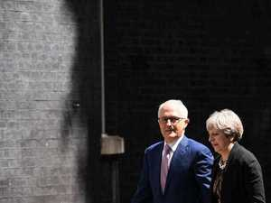 Malcolm Turnbull almost wept over UK terror attack