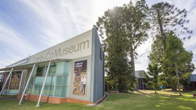Cobb and Co Museum had record-breaking crowds after attracting more than 100,000 visitors in the past financial year.