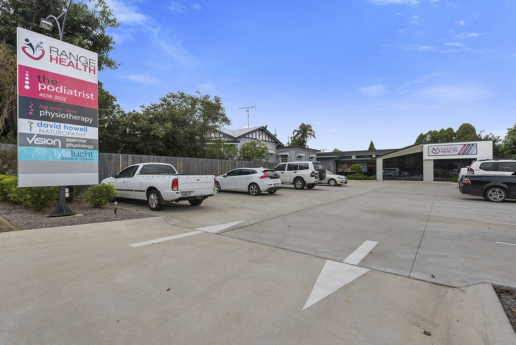 A Toowoomba podiatry practice has sold for more than $2 million at auction.