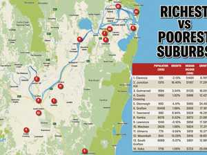 REVEALED: The Clarence Valley's richest and poorest suburbs